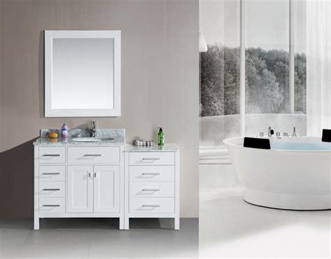 Modular Bathroom Vanity Modular Bathroom Vanities Contemporary Bathroom Vanities And Sink Consoles Los Angeles