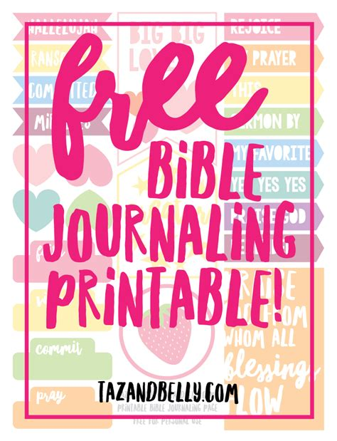 printable scripture journal free bible journaling printable january by the numbers