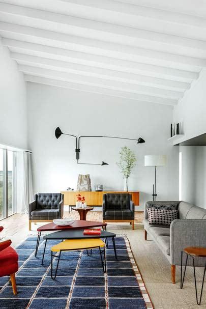 modern retro living room ideas furniture designs