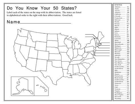 view map of united states map of united states worksheet sharebrowse easy