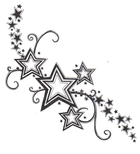 star and tribal tattoo design and tribal design best design