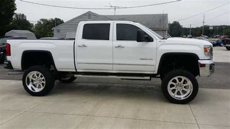 2015 gmc 2500 slt for sale from chandlerville