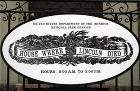 house where lincoln died abraham lincoln s assassination abraham lincoln historical society