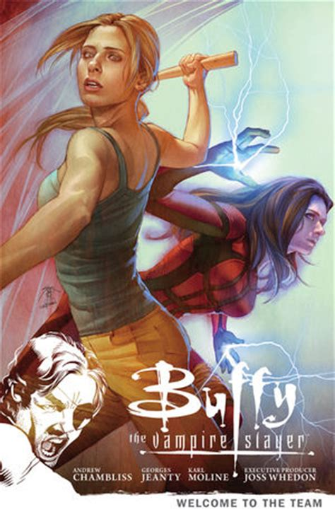 Buffy The Vire Slayer Season 9 Volume 1 Freefall 1 buffy the slayer season 9 volume 4 welcome to the team tpb profile comics