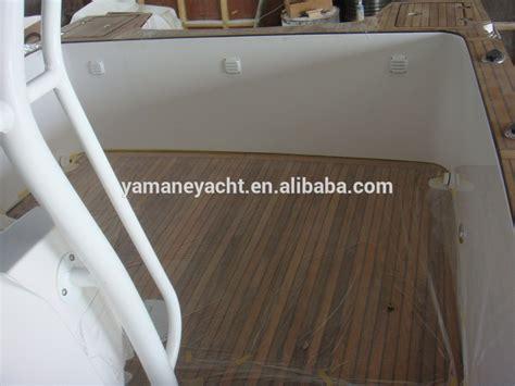 honeycomb boat flooring sg850 8 5m center console frp fiberglass fishing boat hot