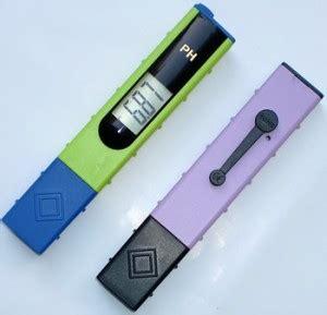 Alat Pengukur Ph Digital alat pengukur ph air ph meter ph 061