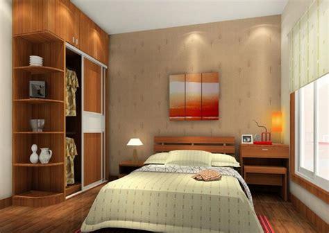 desain lemari kamar tidur desain kamar tidur rumah minimalis agar terlihat longgar