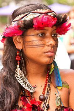 726 besten tribes cult americans bilder traditional festival of the xingu tribe in brazil