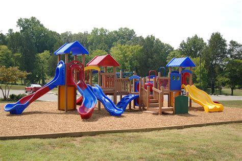In High Cotton national playground safety week walking in high cotton