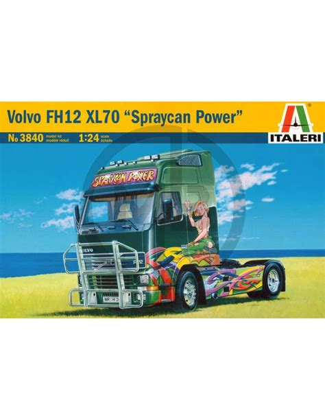 volvo xl 70 volvo fh12 xl70 spraycan power