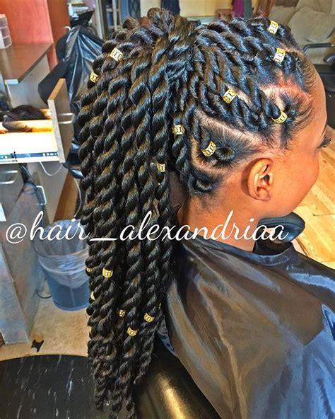 chicago stylist for marley hair summer hair idea protective hairstyle uniquelyni hair