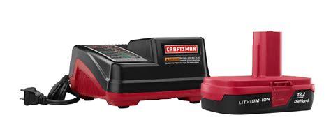 19 2 volt craftsman battery charger craftsman 35710 c3 19 2 volt lithium ion compact