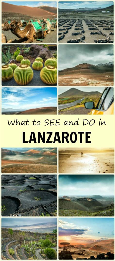 best things to see in the best things to see and do in lanzarote