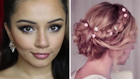 homecoming hairstyles and makeup prom worthy makeup and hairstyles you can wear long after