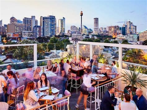 top ten bars in sydney the best rooftop bars in sydney with a view qantas