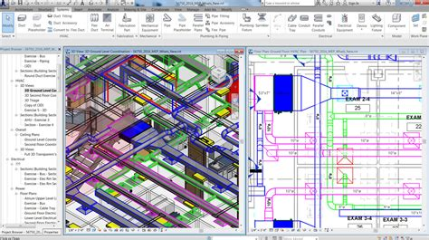 home hvac design software hvac design and documentation revit features