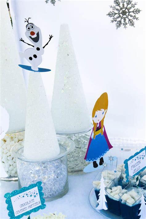 cupcake themed party games frozen themed birthday party via kara s party ideas cake