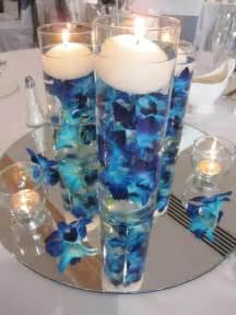 Blue Centerpieces Centerpeices Blue Orchids Dendrobiums Blue Orchids Centerpieces Blue Orchid Centerpiece