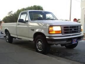 Ford F250 1997 1997 Ford F250 Powerstroke 7 3 Liter Turbo Diesel Lights