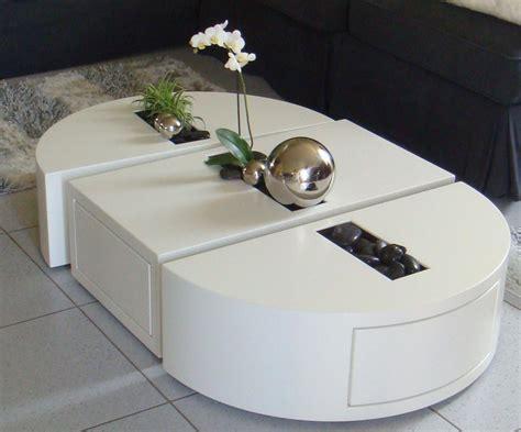 Objet De Decoration Pour Salon by Table Basse Un V 233 Ritable Objet De D 233 Coration