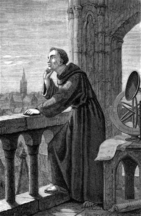 scientist biography in english roger bacon biography english philosopher and