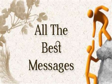 all the best wishes to you all the best messages and wishes