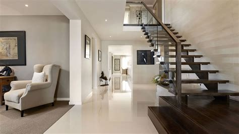 modern house interior colours visualization for family house with cream color interior in greenvale australia