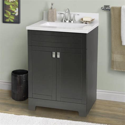 Magickwoods Vanities by Magick Woods 25 Quot Essex Vanity Ensemble At Menards 174