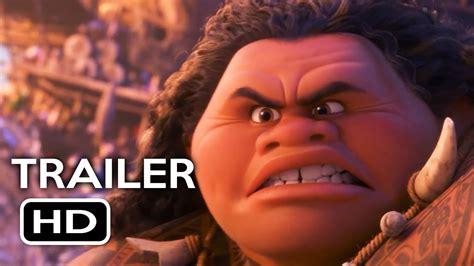 film moana youtube moana official trailer 1 2016 dwayne johnson animated