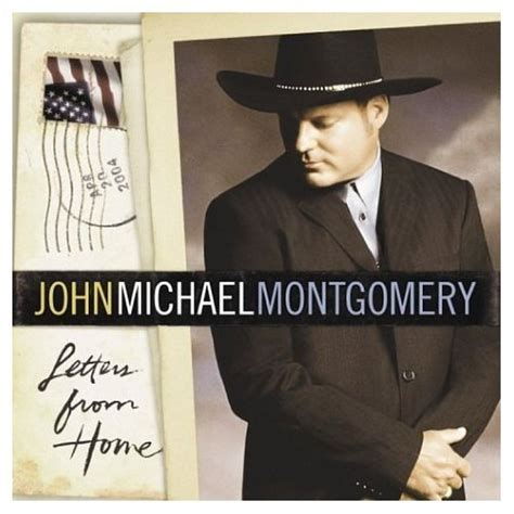 michael montgomery letters from home lyrics and