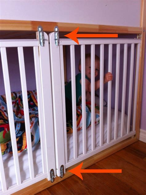 Catching Up With Kristina Diy Crib Bed Hack Adventures Bunk Bed With Crib