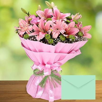 Birthday Card And Flowers Delivery