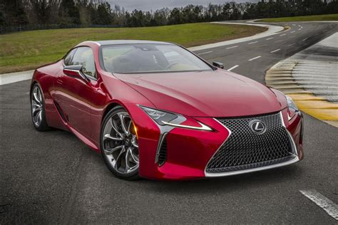 2019 Lexus Lc by 2019 Lexus Lc Review Trims Specs And Price Carbuzz