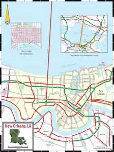 car map of new orleans large new orleans maps for free and print high