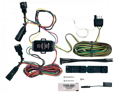 towed vehicle wiring kit vehicle free printable