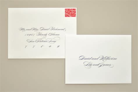 wedding envelope etiquette and guest addressing wedding invitations emily post home and