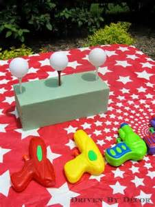 Backyard Paint Booth 28 Circus Carnival Themed Birthday Party Ideas For Kids