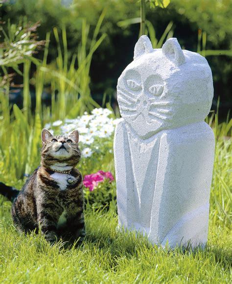 Ytong Skulpturen Wetterfest Machen by Gartendeko Aus Beton M 246 Bel Ausstattung Selbst De