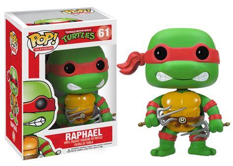 Funko Mystery Minis Mutant Turtles Raphael pop tv mutant turtles raphael funko