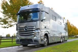 Motorhomes Mercedes Mercedes Actros Germany Stx Motorhomes Cers