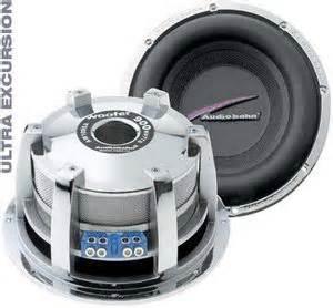 Speaker Fabulous 18 Inch 2000 Watt audiobahn aw1805q 18 quot dual 4 ohm subwoofer sonic electronix
