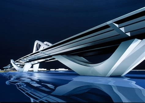 Home Interior Catalog 2012 by Sheikh Zayed Bridge In Abu Dhabi Uae By Zaha Hadid Architects