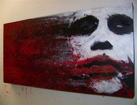 joker painting the joker the joker fan 16428254 fanpop