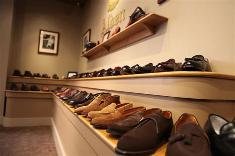 mens shoe stores great things found in unlikely places a continuous lean