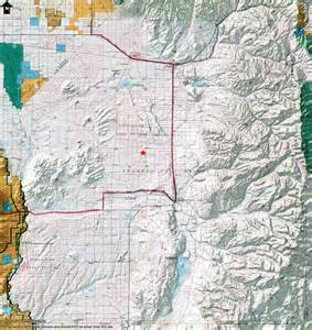 land map colorado 5 acres land in fort garland colorado