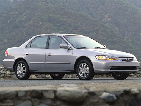 blue book value used cars 2002 honda accord head up display 2002 honda accord reviews specs and prices cars com