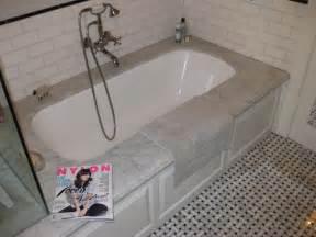 Undermount Bathtubs Undermount Tub With Subway Tile Surround Master Bath