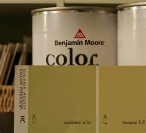 Benjamin Moore Eco Spec by Filling In The Blanks