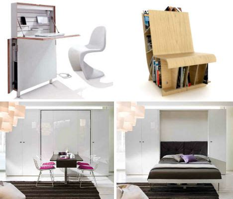 resource furniture convertible designs  small spaces urbanist