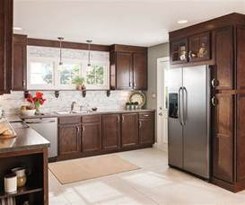 Oak Kitchen Cabinets by Oak Kitchen Cabinets Aristokraft Cabinetry